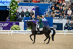 Reynolds Judy, IRL, Vancouver K<br /> LONGINES FEI World Cup™ Finals Gothenburg 2019<br /> © Hippo Foto - Dirk Caremans<br /> 06/04/2019