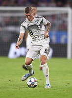 FUSSBALL UEFA Nations League in Muenchen Deutschland - Frankreich       06.09.2018 Toni Kroos (Deutschland) --- DFB regulations prohibit any use of photographs as image sequences and/or quasi-video. ---