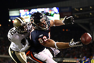 NFL Bears v Saints 12-11-08