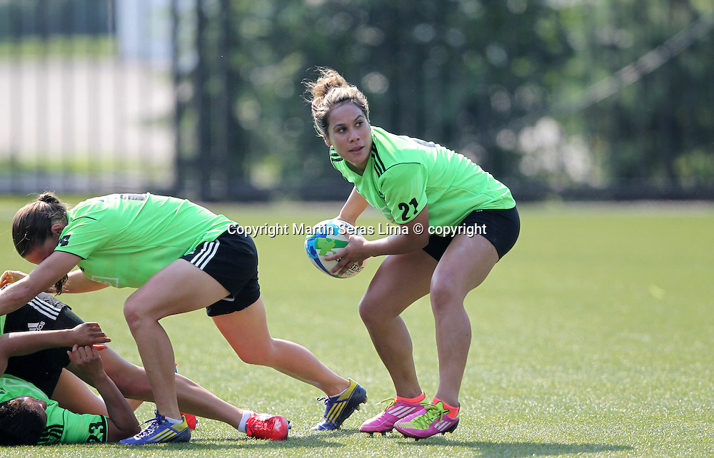 Huriana Manuel - Rugby World Cup Sevens - Moscow 2013 - Photo Martin Seras Lima