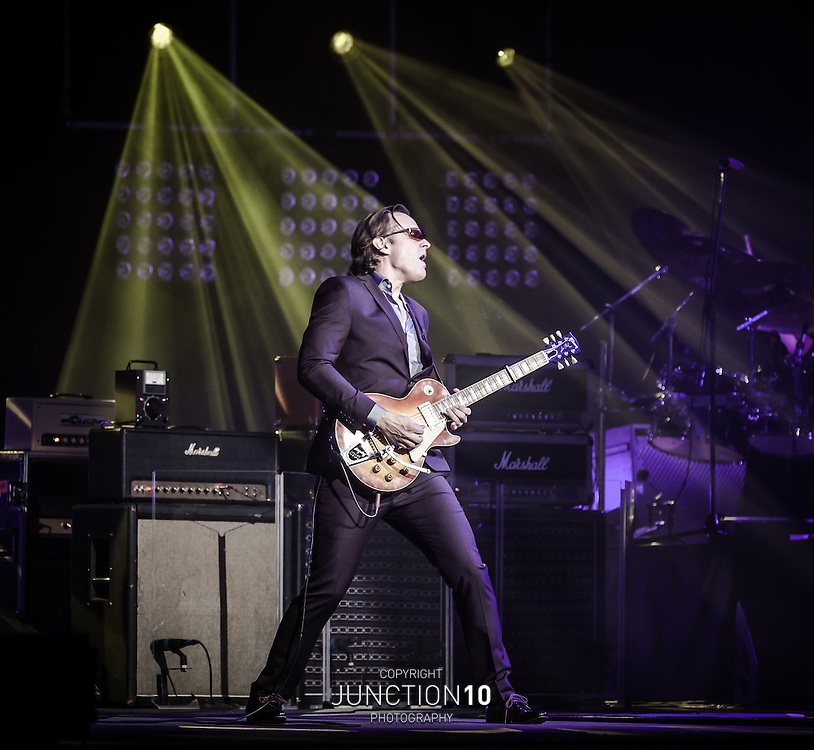 Joe Bonamassa in concert at the NIA, Birmingham, United Kingdom<br /> Picture Date: 27 September, 2013