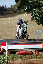 Touzaint Nicolas - Galan de Sauvagère<br /> European Championship Pratoni del Vivaro 2007<br /> Photo © Hippo Foto