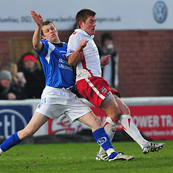 Queen of the South v Ross County | Scottish Division One | 14 January 2012