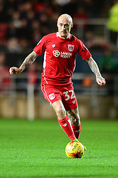 David Cotterill of Bristol City - Mandatory by-line: Dougie Allward/JMP - 22/02/2017 - FOOTBALL - Ashton Gate - Bristol, England - Bristol City v Fulham - Sky Bet Championship
