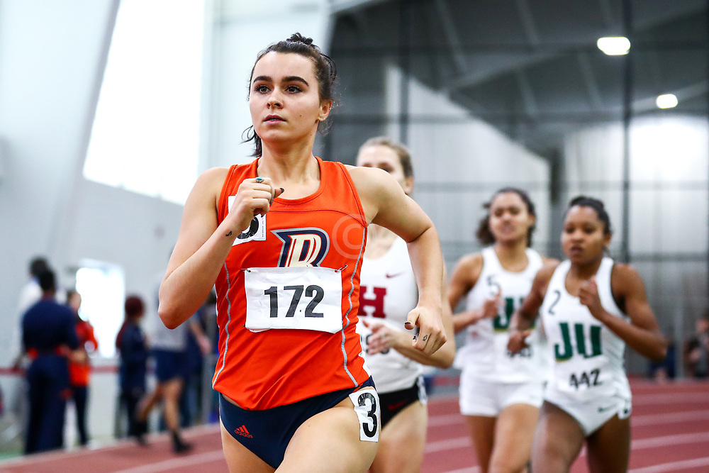 womens 800 meters, Bucknell, Tiara Tardy<br /> Boston University Scarlet and White<br /> Indoor Track & Field, Bruce LeHane