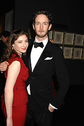 LORCAN O'TOOLE son of Peter O'Toole and KATE BURDETTE at Andy & Patti Wong's Chinese new Year party held at County Hall and Dali Universe, London on 26th January 2008.<br /> <br /> NON EXCLUSIVE - WORLD RIGHTS (EMBARGOED FOR PUBLICATION IN UK MAGAZINES UNTIL 1 MONTH AFTER CREATE DATE AND TIME) www.donfeatures.com  +44 (0) 7092 235465