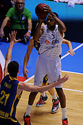 BRINDISI 02 DICEMBRE2014<br /> BASKET EUROCUP<br /> Enel Brindisi Gran Canaria<br /> NELLA FOTO Alexander Harris<br /> FOTO CIAMILLO