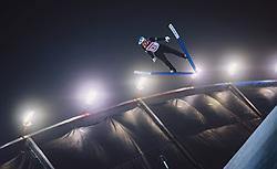 09.02.2019, Salpausselkae Hill, Lahti, FIN, FIS Weltcup Ski Sprung, Teamspringen, Herren, im Bild Andreas Alamommo (FIN) // Andreas Alamommo of Finland during the men's team event of FIS Ski Jumping World Cup at the Salpausselkae Hill in Lahti, Finland on 2019/02/09. EXPA Pictures © 2019, PhotoCredit: EXPA/ JFK