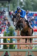 Christian Ahlmann - Taloubet Z<br /> World Equestrian Festival, CHIO Aachen 2013<br /> © DigiShots