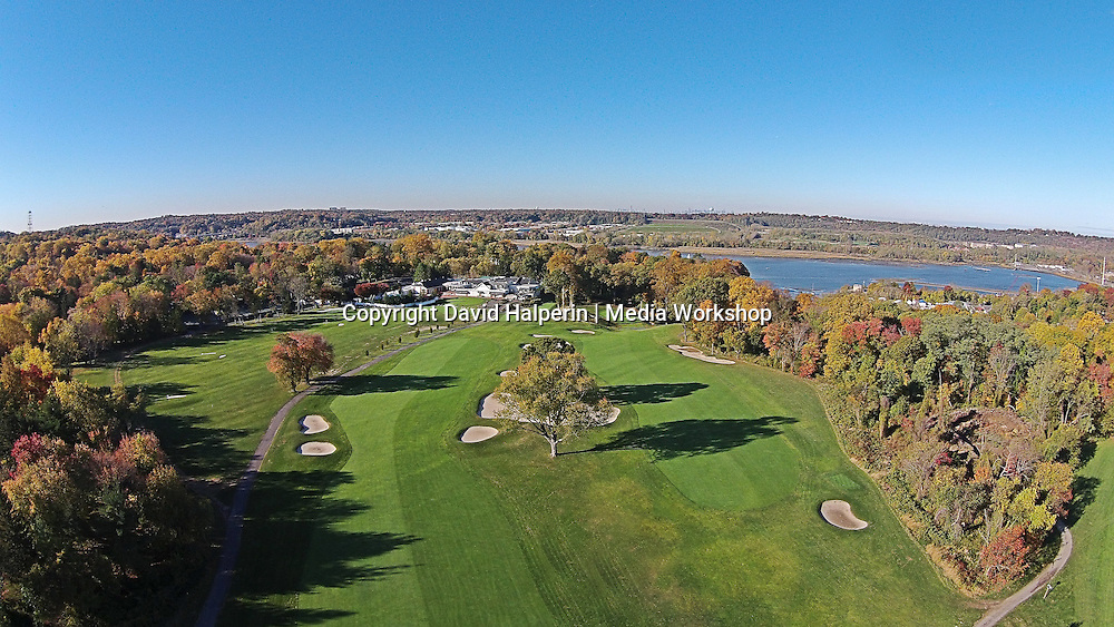 Engineers Country Club (aerial)