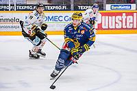 2020-01-17 | Rauma, Finland : Lukko (17) Justin Danforth during the game between Lukko-Kärpät in Kivikylän Areena ( Photo by: Elmeri Elo | Swe Press Photo )