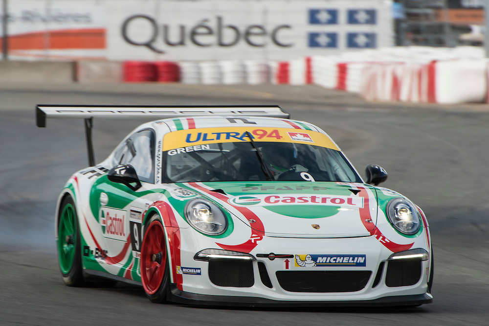 7-10 August, 2014, Trois-Rivieres, Quebec Canada<br /> 9, Christopher Green, Platinum, 2014 Porsche<br /> &copy;2014, Scott R LePage <br /> LAT Photo USA