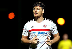 Chris Martin of Fulham - Mandatory by-line: Robbie Stephenson/JMP - 01/02/2017 - FOOTBALL - Pirelli Stadium - Burton Upon Trent, England - Burton Albion v Fulham - Sky Bet Championship