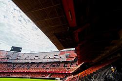 March 22, 2019 - Valencia, SPAIN - 190322 General view of Estadio Mestalla ahead of a training session on March 22, 2019 in Valencia..Photo: Vegard Wivestad Grøtt / BILDBYRÃ…N / kod VG / 170313 (Credit Image: © Vegard Wivestad GrØTt/Bildbyran via ZUMA Press)