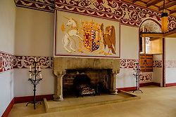 The Queen's Outer Hall, Stirling Castle, Scotland<br /> <br /> (c) Andrew Wilson   Edinburgh Elite media