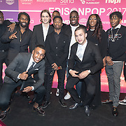 NLD/Amsterdam/201702013- Edison Pop Awards 2017, Rotterdam Airlines
