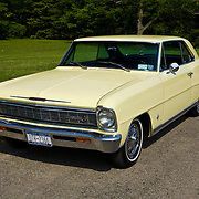 1966 Chevrolet II Nova S.S.