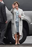 Washington - VIP Arrivals At Presidential Inauguration - 20 Jan 2017