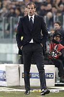 Massimiliano Allegri,<br /> Torino 05-03-2015, Juventus Stadium, Football Calcio 2014/2015 Coppa Italia, semifinale, Juventus - Fiorentina, Foto Filippo Alfero/Insidefoto