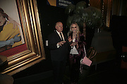 Faye Dunnaway, Andy and Patti Wong's Chinese New Year of the Pig party. Madame Tussauds. ( Dress Burlesque, Debauched or Hollywood Black Tie. ) London. 27 January 2007.  -DO NOT ARCHIVE-© Copyright Photograph by Dafydd Jones. 248 Clapham Rd. London SW9 0PZ. Tel 0207 820 0771. www.dafjones.com.