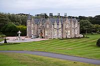 BALMEDIE - Aberdeenshire - Schotland. MacLeod House & Lodge . Trump International Golf Links. COPYRIGHT KOEN SUYK