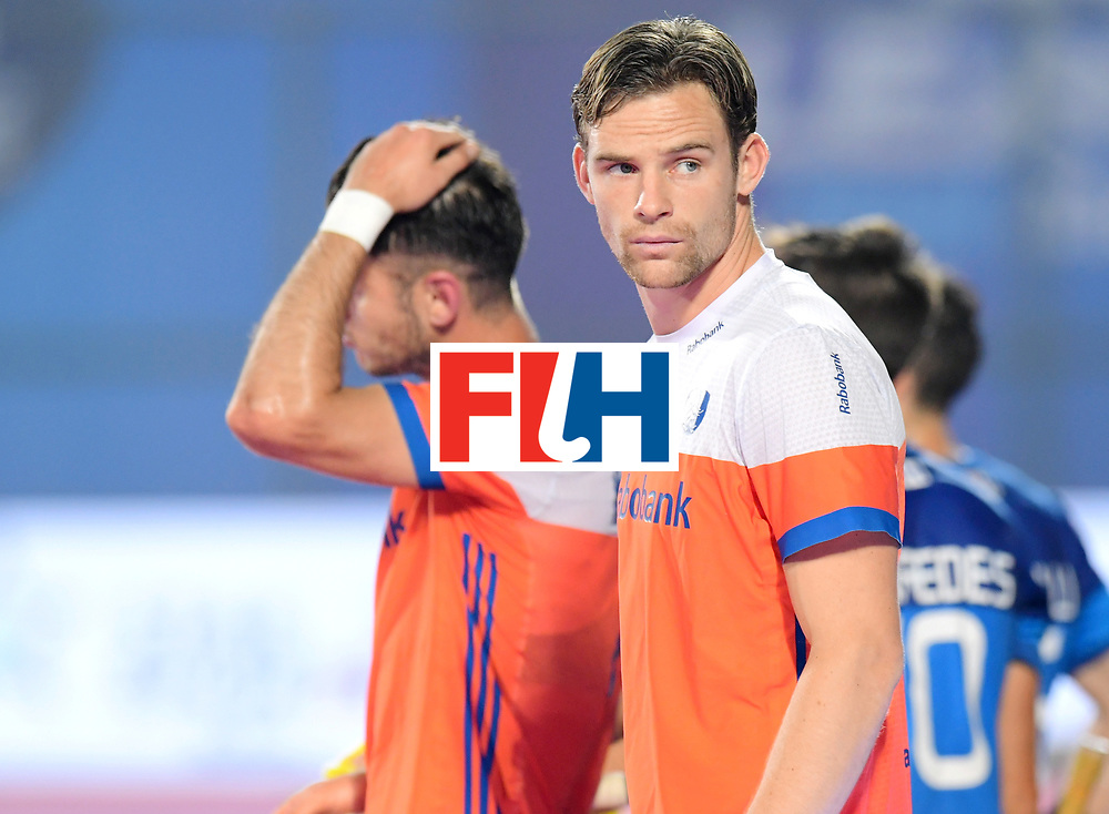 Odisha Men's Hockey World League Final Bhubaneswar 2017<br /> Match id:08<br /> Netherlands v Argentina<br /> Foto: Mirco Pruijser (Ned) <br /> WORLDSPORTPICS COPYRIGHT FRANK UIJLENBROEK