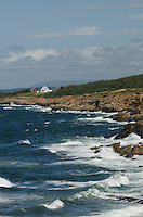 Seaside home near Margaree Harbour, Cape Breton Island Nova Scotia
