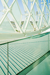 Yas Viceroy Hotel. Abu Dhabi. Asymptote Architects
