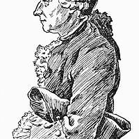 VON GRIMM, Friedrich Melchior Baron