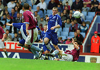 Wayne Rooney (Everton). FA Youth Cup Final 2002. Aston Villa v Everton 2nd leg. 18/5/2002. Credit : Colorsport / Andrew Cowie