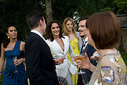 ASTRID MUNOZ, VIOLET NAYLOR-LEYLAND AND MATTHEW WILLIAMSON. Raisa Gorbachev Foundation Party, at the Stud House, Hampton Court Palace on June 7, 2008 in Richmond upon Thames, London,Event hosted by Geordie Greig and is in aid of the Raisa Gorbachev Foundation - an international fund fighting child cancer.  7 June 2008.  *** Local Caption *** -DO NOT ARCHIVE-© Copyright Photograph by Dafydd Jones. 248 Clapham Rd. London SW9 0PZ. Tel 0207 820 0771. www.dafjones.com.