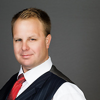 Business headshot of a professional