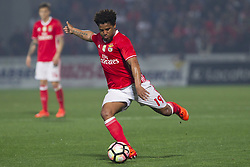 March 18, 2017 - Pacos De Ferreira, Pacos Ferreira, Portugal - Benfica's Portuguese defender Eliseu during the Premier League 2016/17 match between Pacos Ferreira and SL Benfica, at Mata Real Stadium in Pacos de Ferreira on March 18, 2017. (Credit Image: © Dpi/NurPhoto via ZUMA Press)