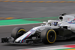 February 26, 2018 - Barcelona, Catalonia, Spain - the Williams of Lance Stroll during the tests at the Barcelona-Catalunya Circuit, on 26th February 2018 in Barcelona, Spain. (Credit Image: © Joan Valls/NurPhoto via ZUMA Press)