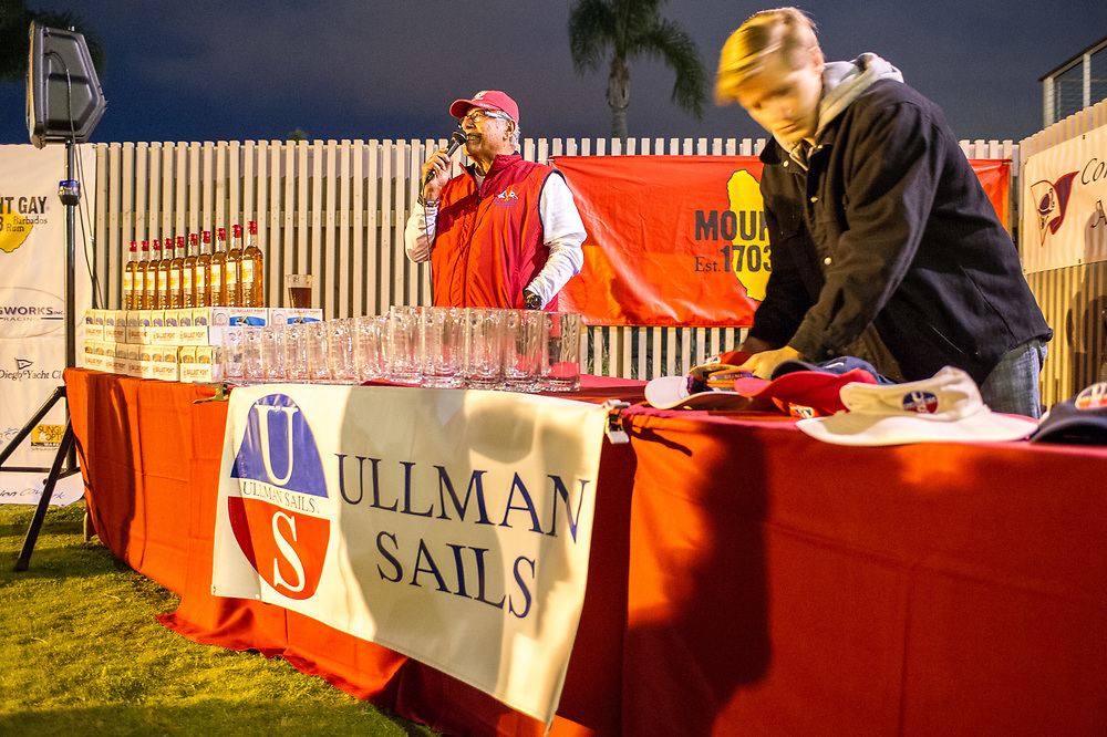 Ullman Sails T-Shirt Night for Race 2 of the Cortez Racing Association (CRA) Beercan Series sailed on May 31, 2017