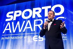 Neil Morley during Sports Awards & Brands ceremony during Sports marketing and sponsorship conference Sporto 2018, on November 22, 2018 in Hotel Slovenija, Congress centre, Portoroz / Portorose, Slovenia. Photo by Vid Ponikvar / Sportida