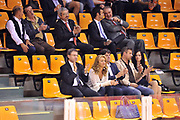 DESCRIZIONE : Udine Lega A2 2010-11 Snaidero Udine Umana Venezia<br /> GIOCATORE : Edi Snaidero, Blasoni, Honsel<br /> SQUADRA : Snaidero Udine<br /> EVENTO : Campionato Lega A2 2010-2011<br /> GARA : Snaidero Udine Umana Venezia<br /> DATA : 18/05/2011<br /> CATEGORIA :  dirigenti, Tifosi, VIP,  Curiosita, Presidente, <br /> SPORT : Pallacanestro <br /> AUTORE : Agenzia Ciamillo-Castoria/S.Ferraro<br /> Galleria : Lega Basket A2 2010-2011 <br /> Fotonotizia : Udine Lega A2 2010-11 Snaidero Udine Umana Venezia<br /> Predefinita :