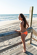 Erika Lani Cook in North Carolina for the 2014 SUP Swimsuit Issue.