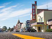 Ritzville, Washington main street