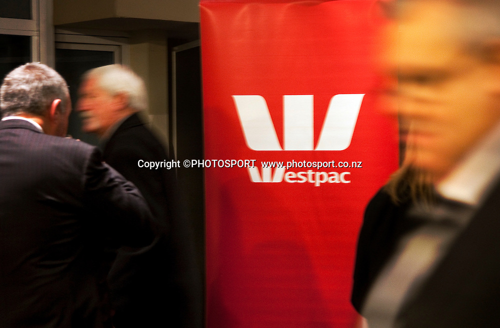 Westpac International Rugby Legends Gala Dinner held at Addington Events Centre. Christchurch, New Zealand. Thursday 26 May 2011. Joseph Johnson/photosport.co.nz.