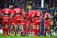 Deception Toulon - 02.05.2015 - Clermont / Toulon - Finale European Champions Cup -Twickenham<br />