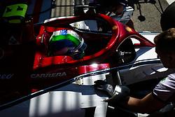 August 30, 2019, Spa-Francorchamps, Belgium: Motorsports: FIA Formula One World Championship 2019, Grand Prix of Belgium, ..#99 Antonio Giovinazzi (ITA, Alfa Romeo Racing) (Credit Image: © Hoch Zwei via ZUMA Wire)