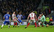 Brighton & Hove Albion v Stoke City 20/11/2017