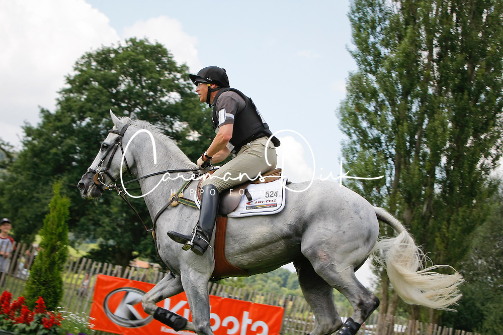 Bouckaert Carl (BEL) - Rampant Lion <br />