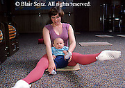 Aerobic Exercise, Mother and Baby, Health Spa, PA