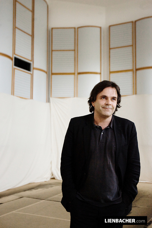 Markus Hinterhäuser, director of concert at the salzburg festival 2007