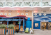 Royal Caribbean, Harmony of the Seas, boarddwalk