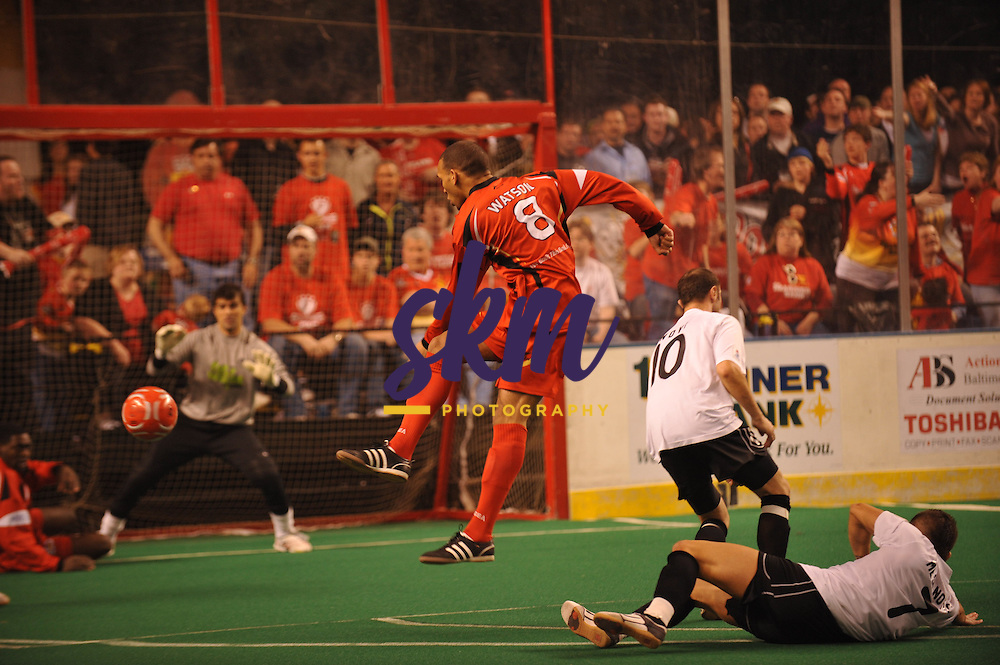 The Baltimore Blast hosted the inaugural NISL Championship Game against Rockford Rampage at the First Mariner Arena. In what proved to be an intense clash of emotions, the Blast defeated the Rampage 13 - 10.