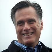 2012, Governor Mitt Romney (R-MA)