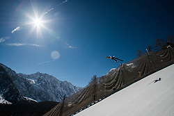 Jernej Damjan (SLO) during Qulification Round of the Ski Flying Hill Individual Competition at Day 1 of FIS Ski Jumping World Cup Final 2019, on March 21, 2019 in Planica, Slovenia. Photo by Peter Podobnik / Sportida